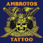 Ambrotos Tattoo link on GarageBoyzMagazine.com