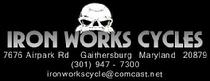 Iron works Custom Cycles link on GarageBoyzMagazine.com